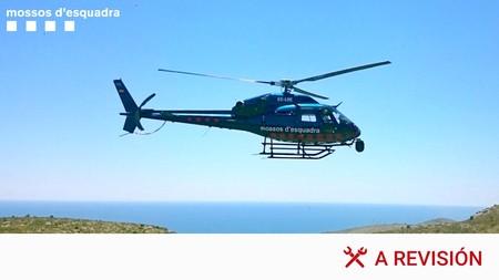 Así denuncia infracciones este helicóptero radar de tráfico, que supera en mucho al Pegasus de la DGT