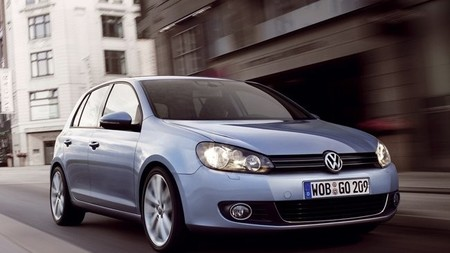 Volkswagen Golf Comparativa