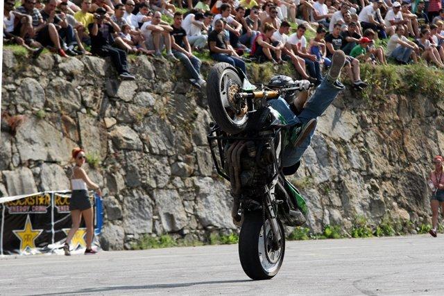 Foto de Éxito del primer campeonato de Freestyle Stunt Riding Encamp 2011 (18/18)