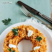 Hamburguesas vegetarianas, recetas tradicionales mexicanas, pasta muy original y más en Directo al Paladar México