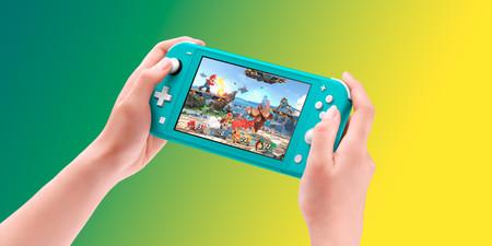 La Nintendo Switch Lite con juego gratis y 90 días de Nintendo Online está rebajada a 204,99 euros en eBay desde España