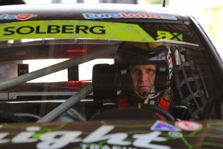 Petter Solberg se apunta a la Race of Champions 2014