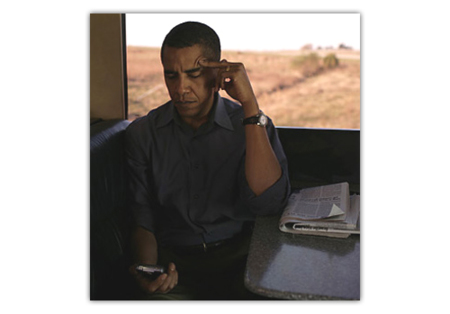 Obama dirá adios a su BlackBerry
