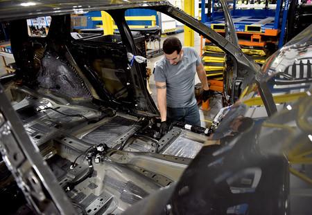 producción ford