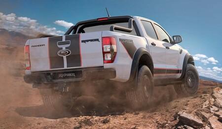 Ford Ranger Raptor X 2021 1