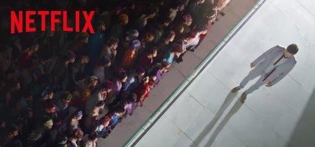 Netflix firma con '3%' su propia distopía juvenil de ciencia ficción, y acierta