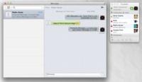 Mensajes, la nueva aplicación para utilizar iMessage en nuestro Mac