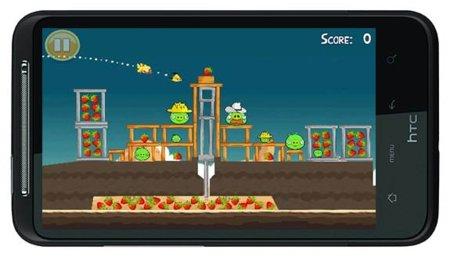 Angry Birds recibe al Lejano Oeste y los pagos por SMS en iOS y Android
