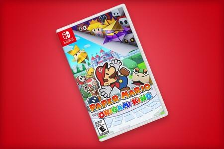 'Paper Mario: The Origami King' está de oferta en México con Mercado Libre, disponible por 699 pesos y con envío gratis