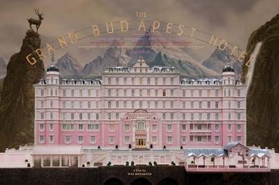 'El Gran Hotel Budapest', el universo Wes Anderson (otra vez)