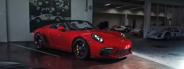 Inicia la producción de las 1,948 unidades del Porsche 911 Speedster