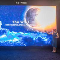 Samsung presume de tecnología microLED en el ISE 2020: su pantalla The Wall ya llega a las 583 pulgadas y resolución 8K
