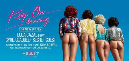 Los Adrià retiran la publicidad sexista (nalgas incluidas) de una fiesta en su local de Ibiza