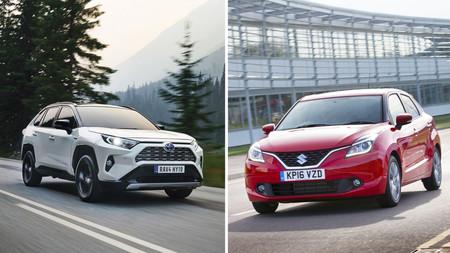 Toyota y Suzuki crean una alianza para compartir modelos y motores
