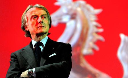 ¿Es este el último Gran Premio de Italia de Luca di Montezemolo como presidente de Ferrari?