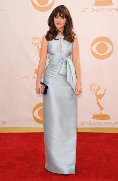 Zooey Deschanel Emmy 2013