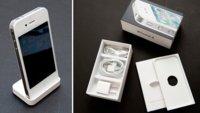 El iPhone 4 blanco llega mañana a las tiendas