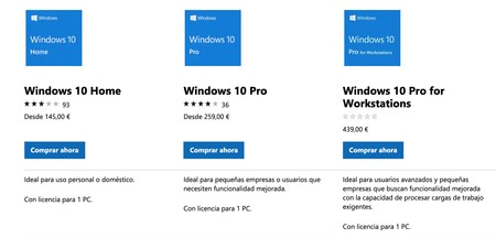 Windows 10 Licencia