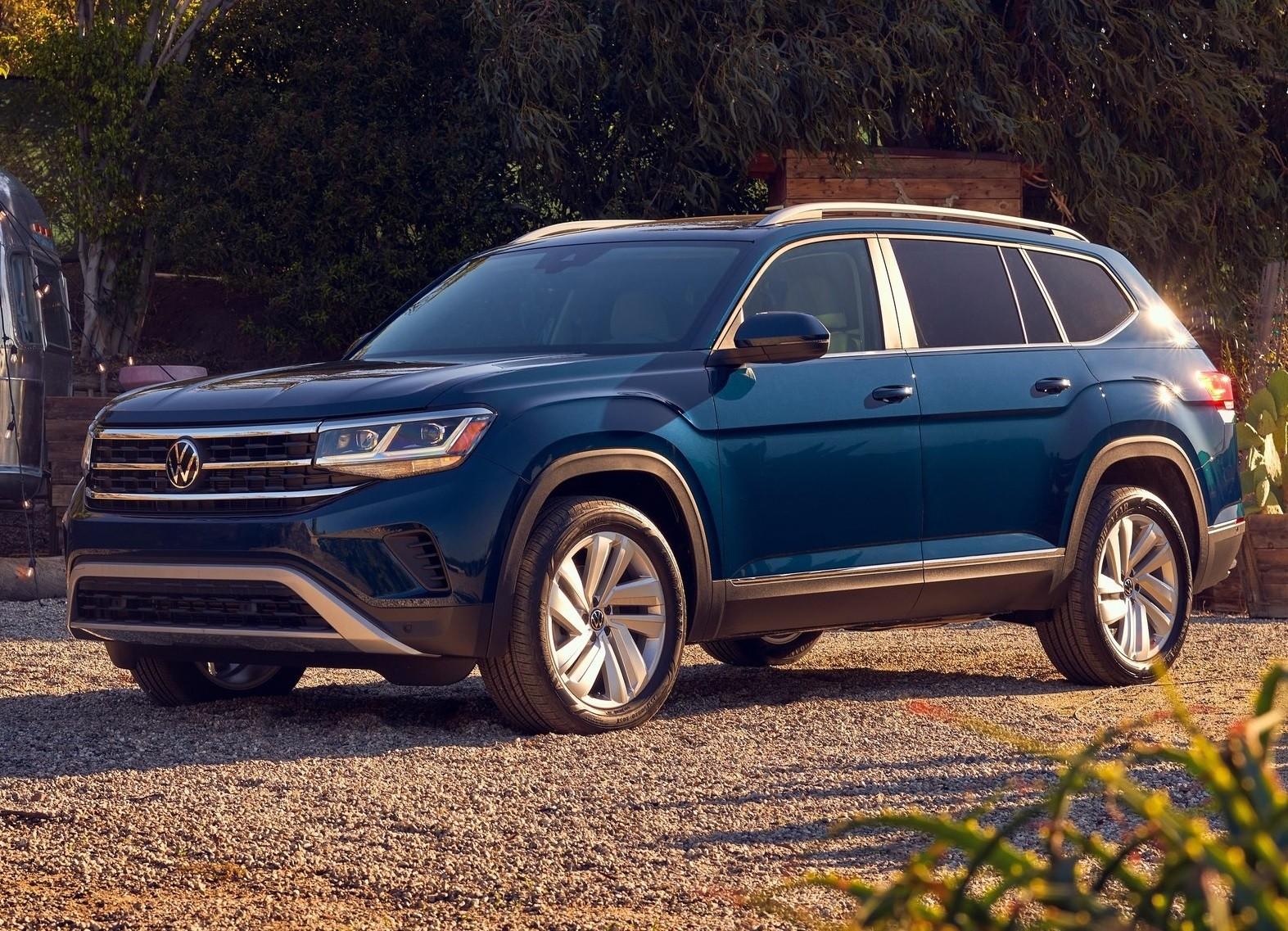 Foto de Volkswagen Teramont 2021 (1/9)