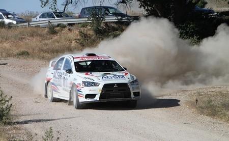 Nuevo triunfo de Xevi Pons en el Rallye Tierras Altas de Lorca