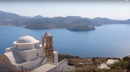 Isla Milos Grecia