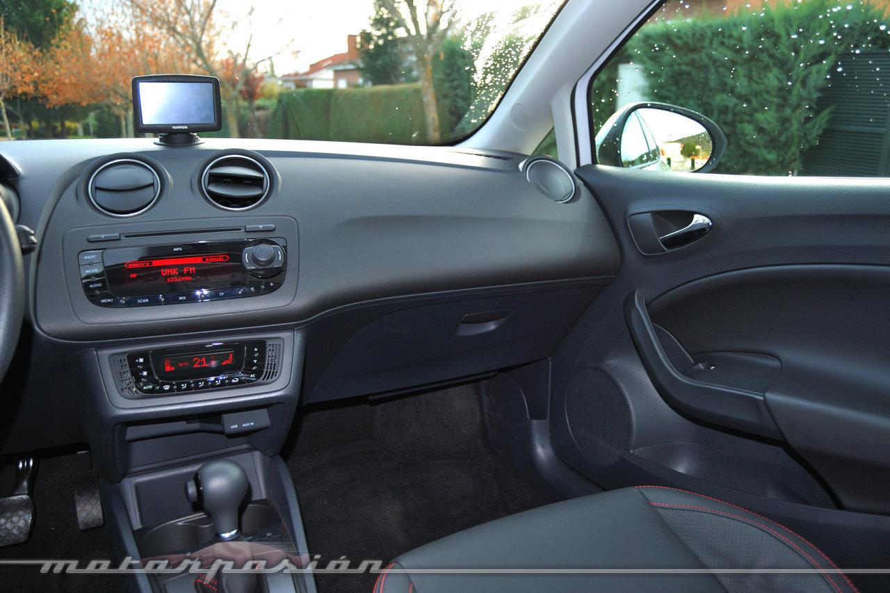 Foto de SEAT Ibiza 1.2 TSI FR (prueba) (21/33)