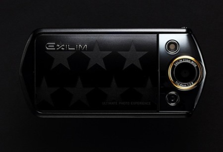 Casio Exilim PHWIZ EX-TR 15, toda una belleza