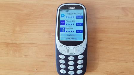 Apps Nokia 3310