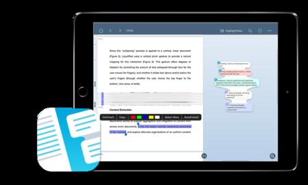 LiquidText se actualiza y permite trabajar con varios documentos en paralelo