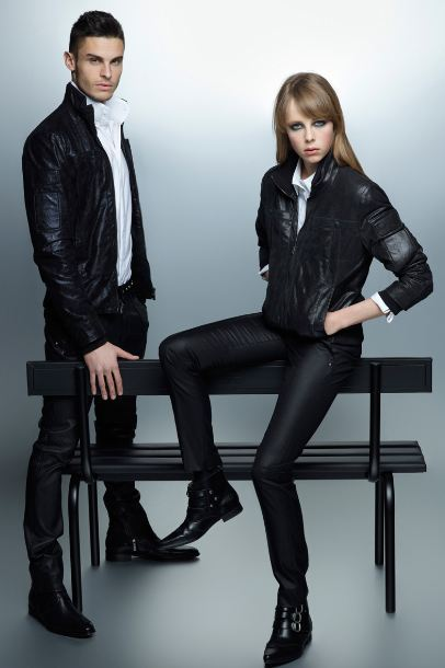 Kar Lagerfeld campaña otoño 2012-13