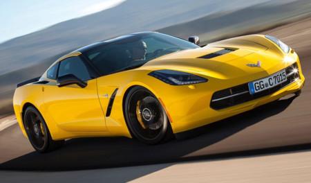 Corvette E-Ray, un hipotético eléctrico o híbrido enchufable