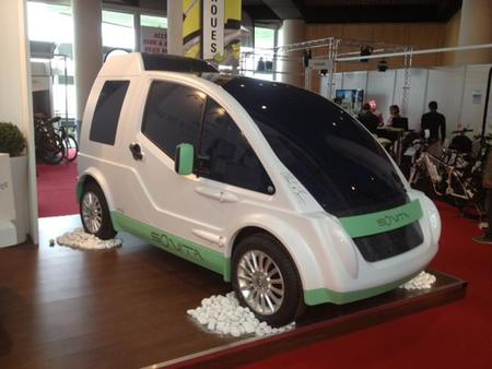 Sonita: nuevo fabricante de vehículos italiano con vocación ecológica