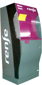 Las nuevas máquinas de Auto Check-in de Renfe