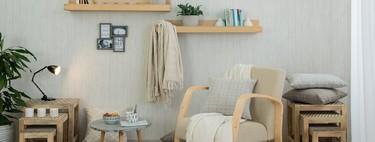 El plaid en estilo natural, un imprescindible para dar más calidez al hogar en 2019