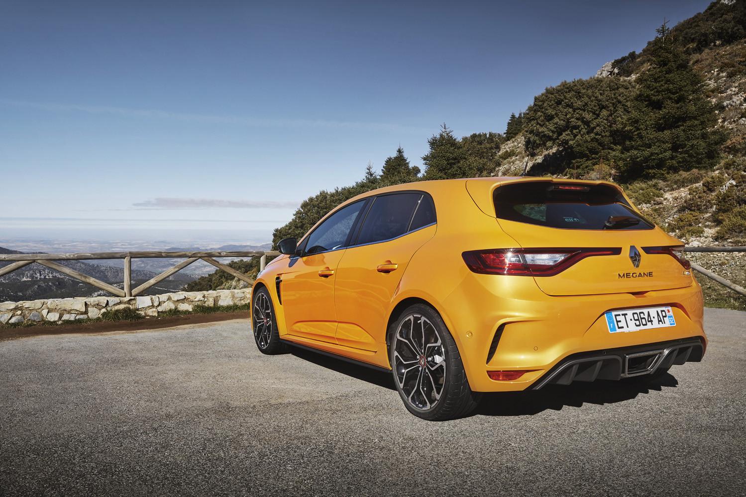 Foto de Renault Mégane R.S. 2018, toma de contacto (121/129)