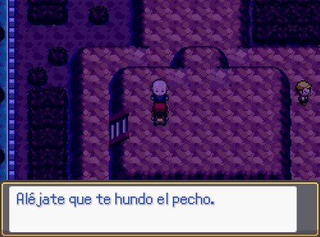 Pokemon Dialogo
