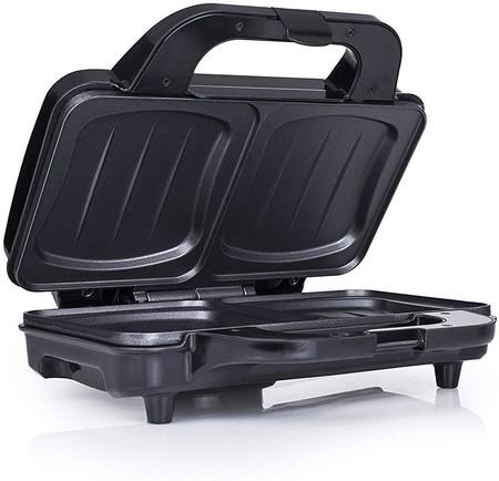 Tristar Sa 3060 Sandwichera Tamano Compacto Con Compartimento Para Cable Potencia De 900 W Recubrimiento Antiadherente