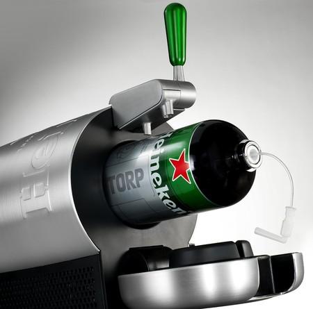 Grifo de cerveza Krups The Sub Diamond Heineken por 89,99 euros y envío gratis con este cupón