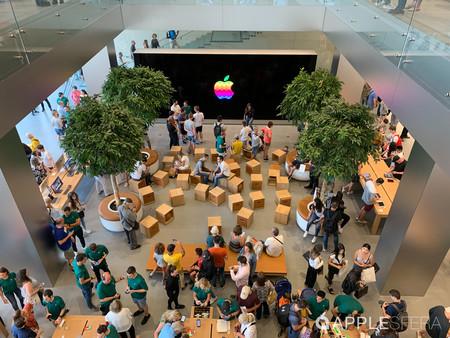 Así es la Apple Store Passeig de Gràcia: nueva generación creativa