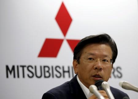 El fraude en las emisiones de Mitsubishi fuerza la dimisión de su presidente, Tetsuro Aikawa