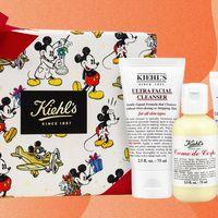 Kiehl's ya está pensando en Navidad y lo hace con Mickey Mouse de la mano