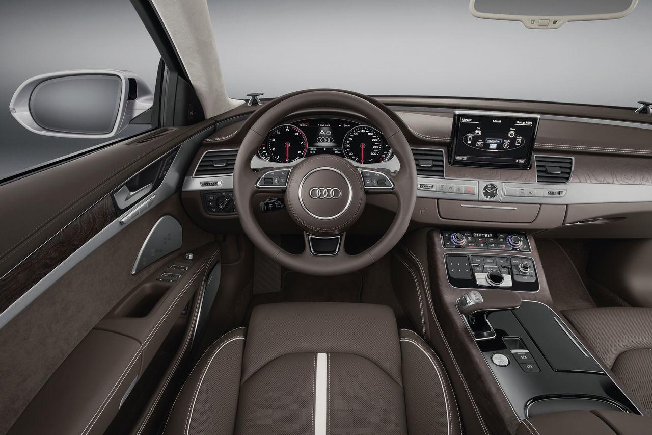Foto de Audi A8 2013 (24/67)
