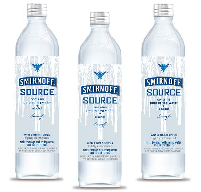 Smirnoff Source, nueva bebida presentada como alternativa a la cerveza
