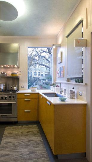 Foto de Puertas abiertas: una cocina amplia y funcional (5/10)