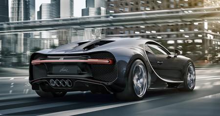 Bugatti Chiron Noire 2020 2