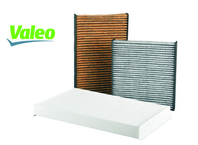Valeo desarrolla un filtro para hacer el habitáculos de los vehículos sin alérgenos