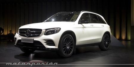 Mercedes Benz GLC Presentación Motorpasión