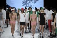 Lacoste, colección primavera-verano 2009