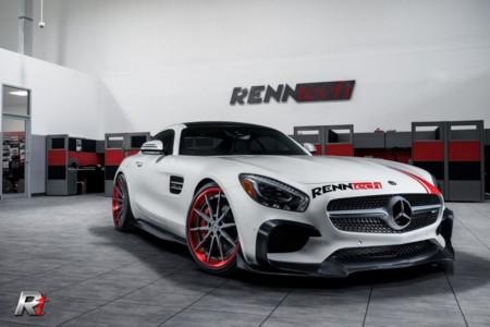 RENNtech exprime el AMG GT hasta los 726 CV