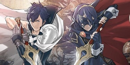 Recrean la espada de Chrom de Fire Emblem: Awakening